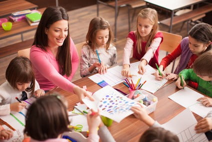 Teachers and social security benefits
