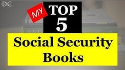 Today we're talking about my favorite books on social security. If you're serious about your retirement plan, you need to understand how this program works. After reviewing dozens of books that cover the topic, I'm going to tell you which 5 will get your knowledge level up to the point where you can feel confident.