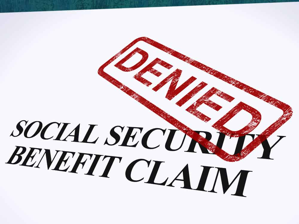 social security never beneficiary